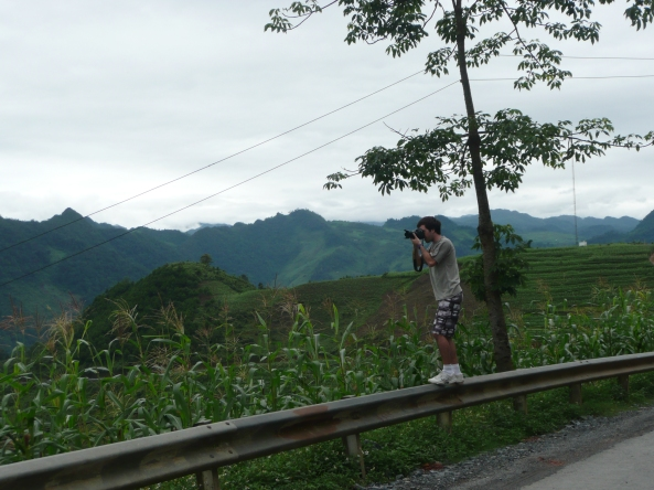 Un chasseur de photo!!!