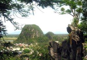 montagne de Ngu hanh Son