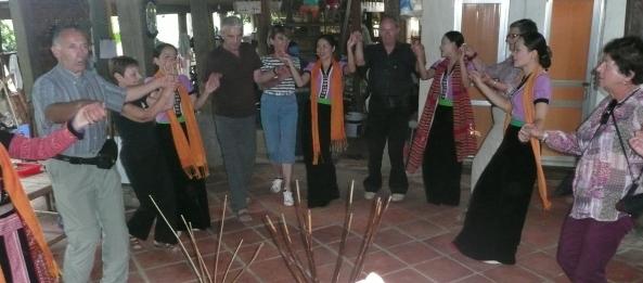 Danse a Mai Chau