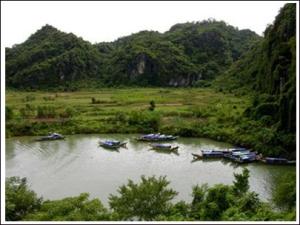 Park national de Phong nha ke bang