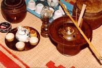 tabac et chique de betel