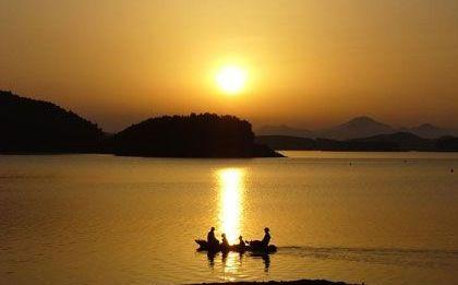 Lac de thac ba
