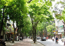 Rue de Phan Dinh Phung