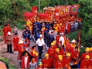 Fete de ba Chua Xu
