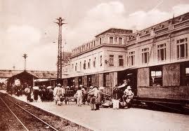 La gare de Hanoi