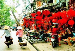 Rue de Hang Duong