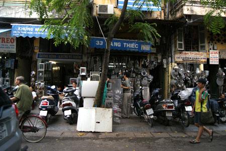 Rue de Hang Thiec