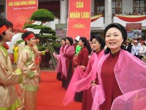 hat-xoan - phu Tho