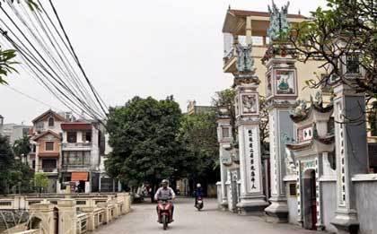 Village de Hoa Muc