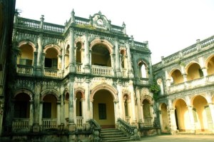 Palais du roi des Meo Hoang A Tuong a Bac Ha