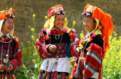 l'ethnie de lo lo - Ha Giang