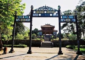 Tombe de Minh Mang