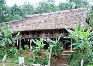 Village de Tha a Ha Giang