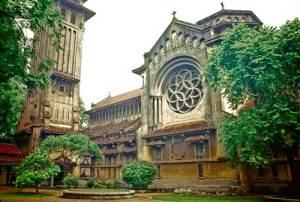 Cathedrale de Cua Bac