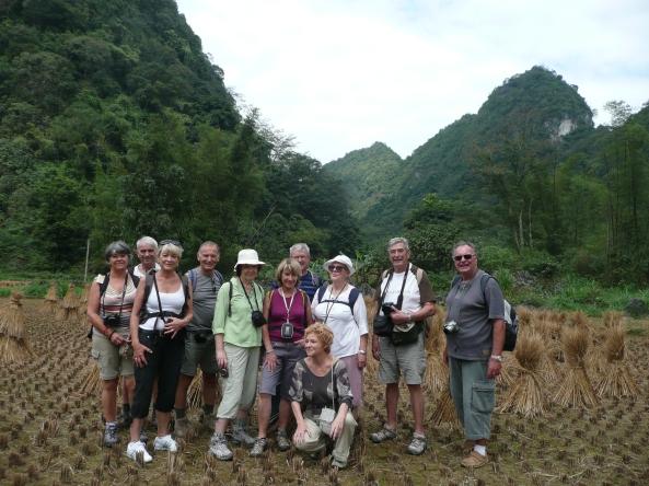 Voyage au Nord Vietnam