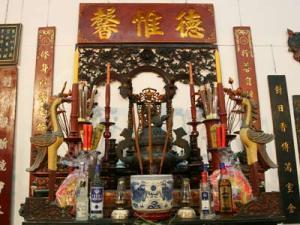 Le culte des ancêtres