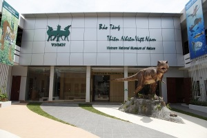 Le-Musee-de-la-nature-du-Vietnam